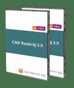 CAD Rozkrój 3 X