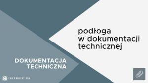 Podloga-w-dokumentacji-technicznej
