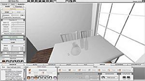 render_raytracing–efekt-szkla