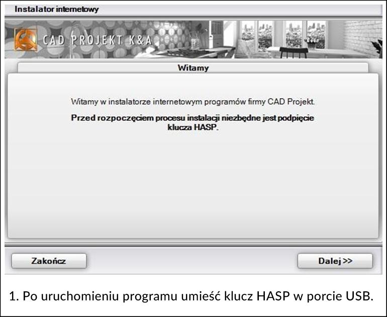 1-instalator programow