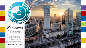 sdr2018 Warszawa