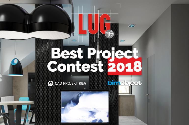 konkurs LUG i CAD Projekt K&A