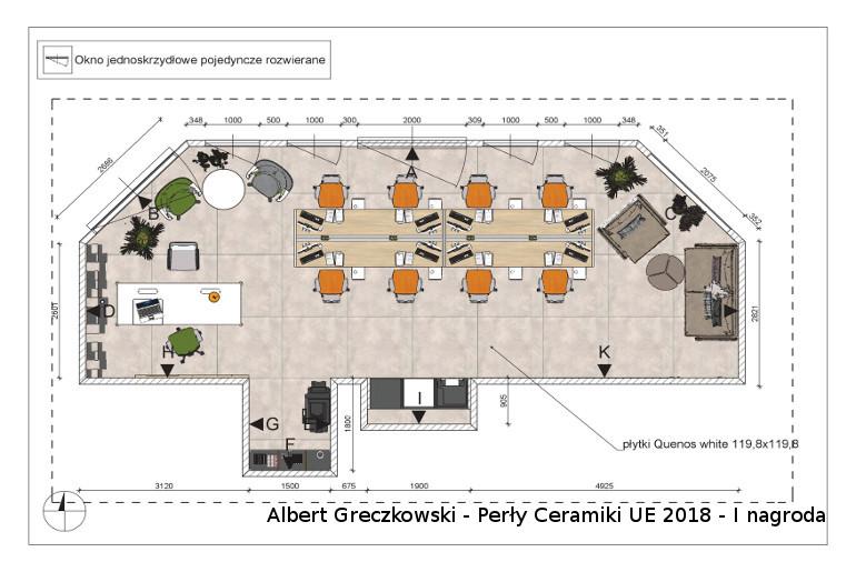 Albert Greczkowski - Perły Ceramiki UE 2018 - I nagroda