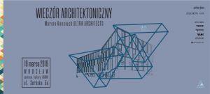 ZAPROSZENIE wrocław - ULTRA ARCHITECTS