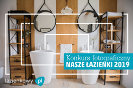 Konkurs Nasze łazienki 2019 mini