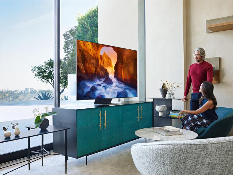 2019 Samsung lifestyle photoshoot image (un-retouched)