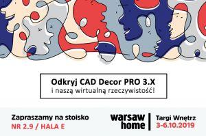 cad projekt k&a na warsaw home 2019