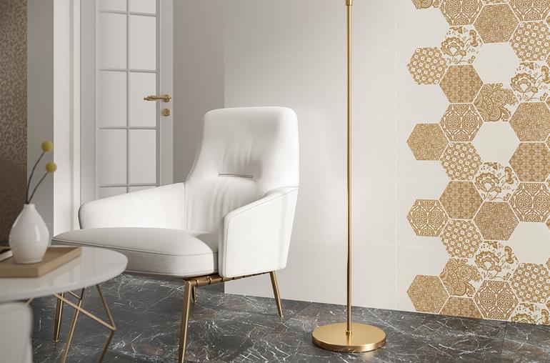 Shiny-bianco-organic-298x898_bianco-heksagon-198x171_gold-heksagon-inser...