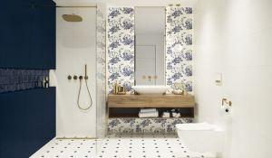 porcelano_blue_bianco_dekor_30x60_9,8x29,8_modern_bianco_octagon_taco_blue_łazienka